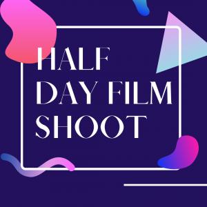 Midcoast Digital Studio Services: Half Day Film Shoot (Studio or On Location)