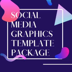 Midcoast Digital Studio Services: Social Media Graphics Template Package