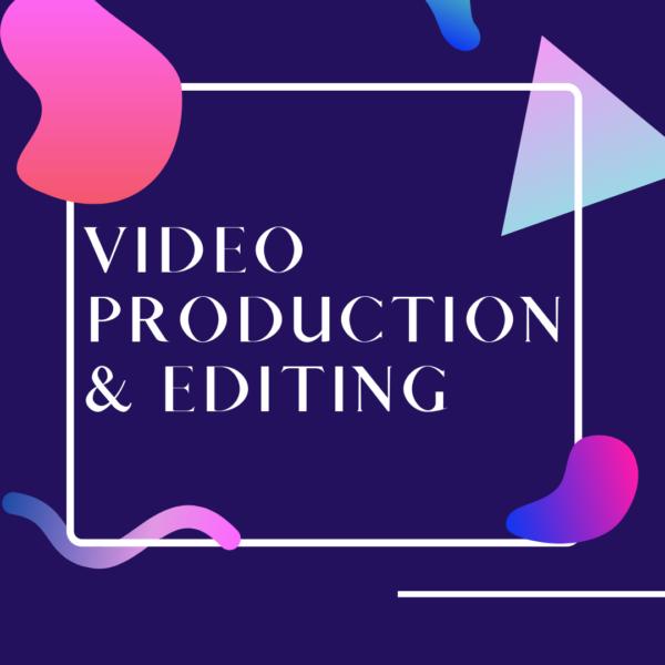 Midcoast Digital Studio Services: Additional Editing